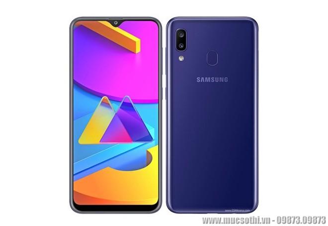 Samsung trình làng smartphone pin trâu galaxy m10s và m30s với giá tốt - 09873.09873