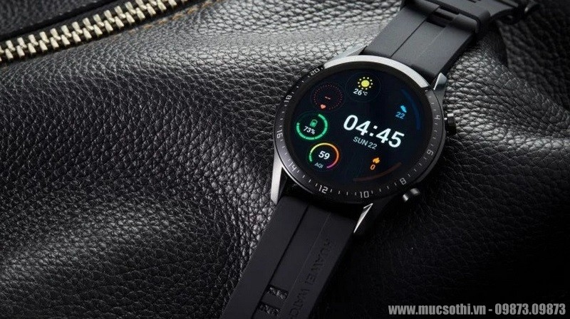 Đã có 1 triệu người điên bỏ tiền ra mua smartwatch Huawei Watch GT2 - 09873.09873