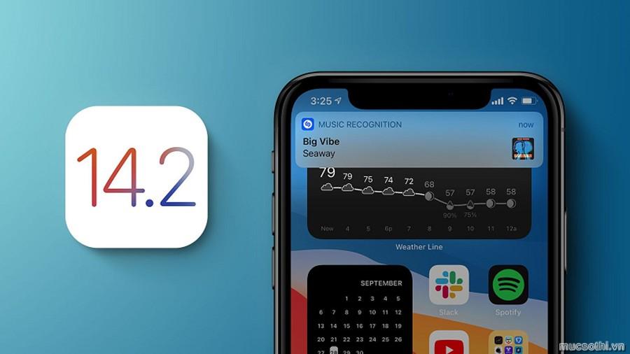 Nâng cấp lên iOS 14.3 ngay nếu cảm thấy iOS 14.2 làm máy tụt pin nhanh - 09873.09873