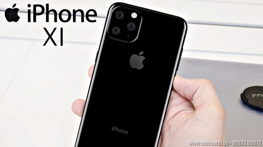 Mục sở thị bằng chứng cho thấy, iPhone 11 2019 trang bị 3 camera - 09873.09873