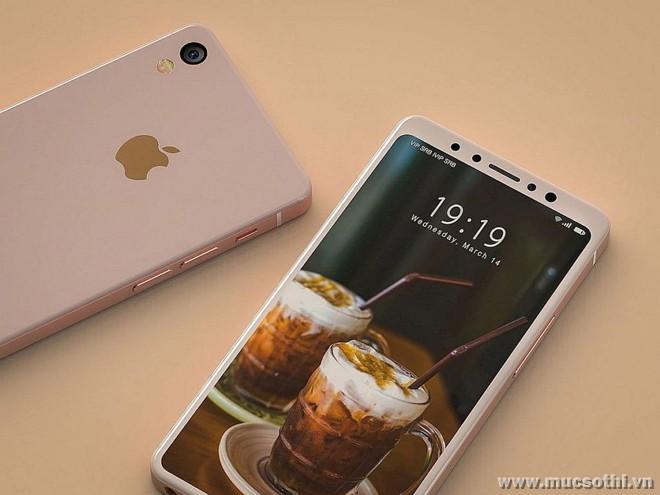 Lạnh lùng khi mục sở thị ý tưởng iPhone SE 2 giống y hệt Bphone 3 VN - 09873.09873