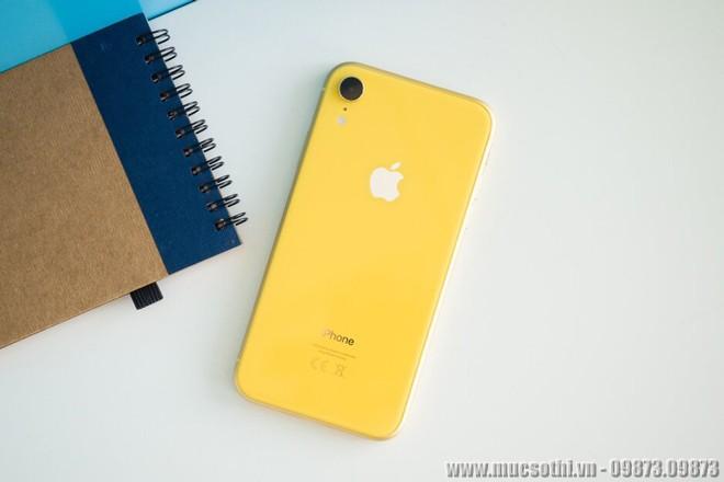 Mục sở thị sự lật ngược ngoạn mục củ iPhone XR so với 5C khi đang có doanh số bán chạy nhất - 09873.09873