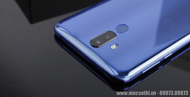 Mục sở thị Oukitel K9 smartphone pin khủng 6000mAh giá rẻ bất ngờ gây kinh ngạc - 09873.09873