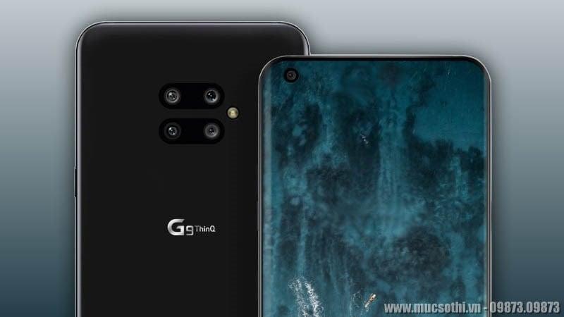 Mục sở thị bằng sáng chế của LG cho smartphone có màn hình đục lỗ vừa xuất hiện - 09873.09873