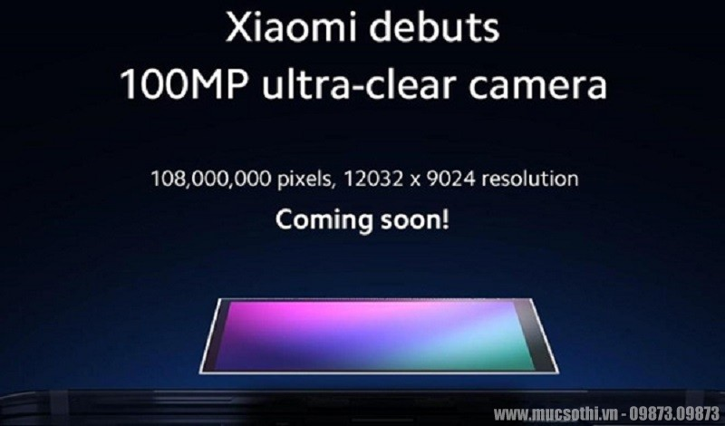 Mục sở thị camera 100MP và màn hình 90Hz mà Xiaomi Mi Mix 4 sẽ có - 09873.09873