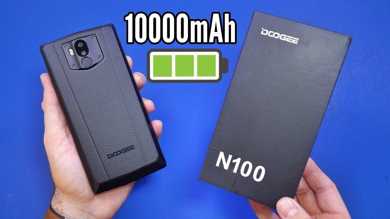 Doogee N100 smartphone vô đối ở phân khúc tầm trung dưới 5 triệu - 09873.09873