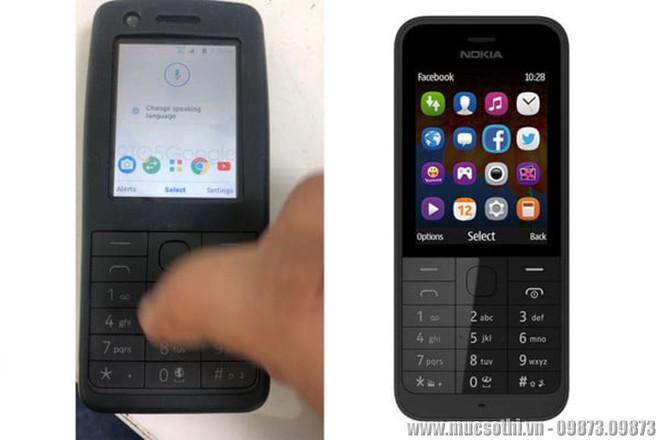Mục sở thị những ứng dụng mới hấp dẫn được cài cho Nokia 3310 giống 8110 - 09873.09873