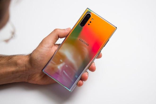 Bất ngờ với Galaxy Note 10 có doanh số bán vượt quá kỳ vọng Samsung - 09873.09873
