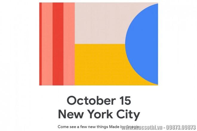 Mục sở thị Google công bố ngày chính thức ra mắt Pixel 4 và Pixel 4 XL - 09873.09873