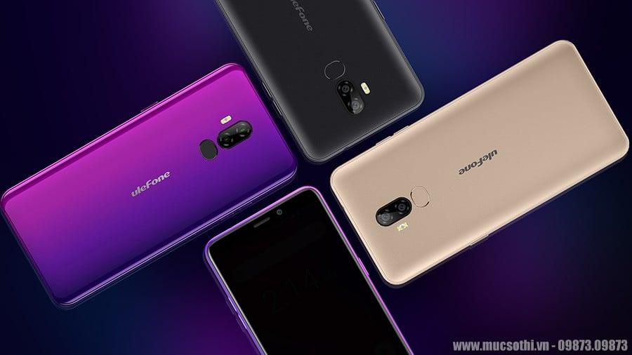 Mục sở thị Ulefone Power 3l smartphone 4g pin khủng 6350mAh giá rẻ đáng mua - 09873.09873