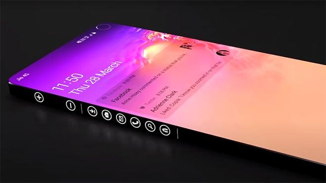 Ngớ ngẫn không tưởng với ý tưởng mẫu Galaxy S30 tính đối đầu iPhone12 - 09873.09873