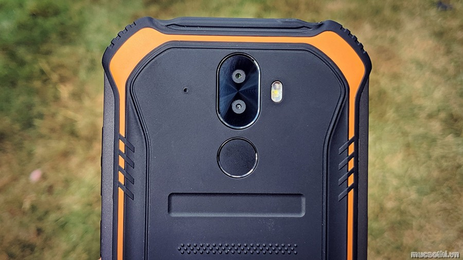 Trên tay smartphone siêu bền Doogee S40pro 3cam Ram4GB Pin4650mAh - 09873.09873