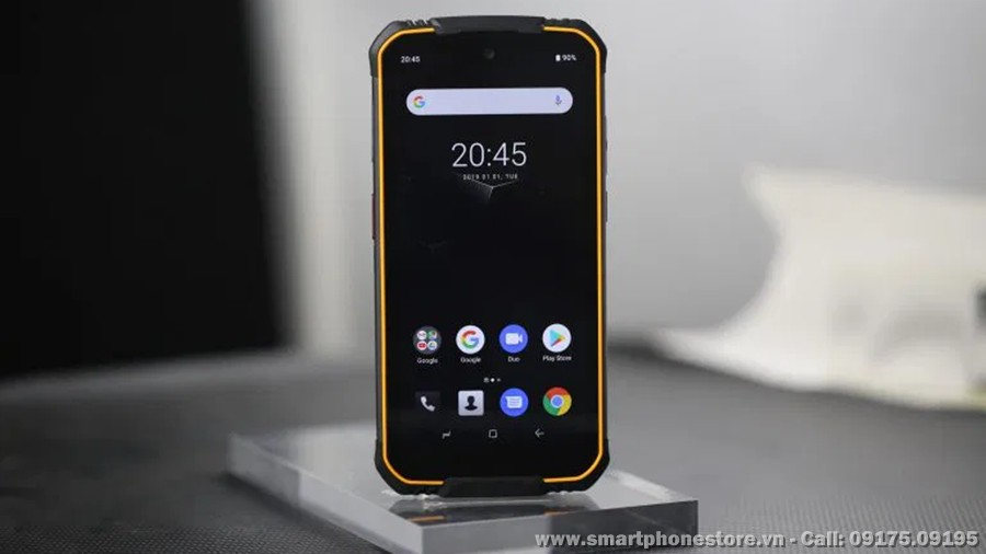 DooGee ra mắt siêu phẩm smartphone pin khủng siêu bền S68 Pro Ram6GB - 09873.09873
