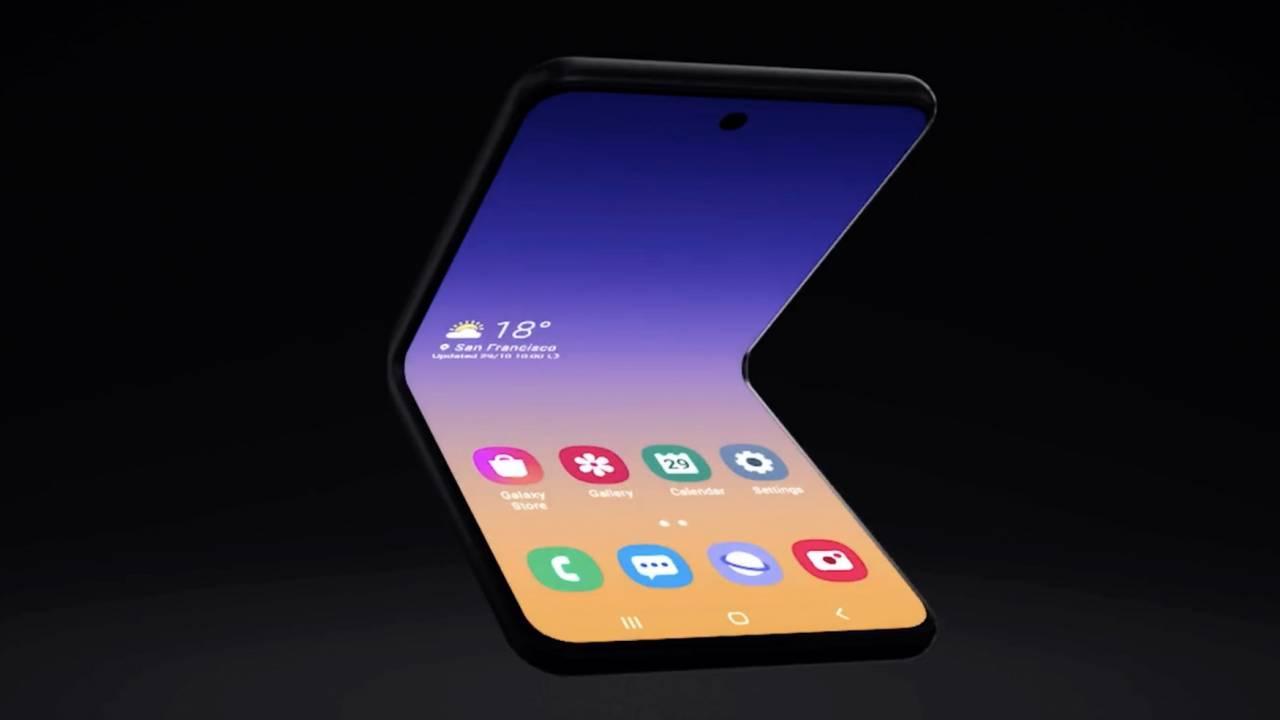 Samsung bất ngờ tiết lộ smartphone fold mới gây sốc giới công nghệ - 09873.09873