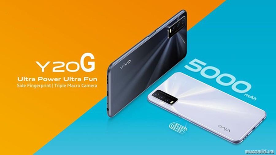 Vivo trình làng Y20 smartphone pin trâu cấu hình cao giá dưới 5 triệu - 09873.09873