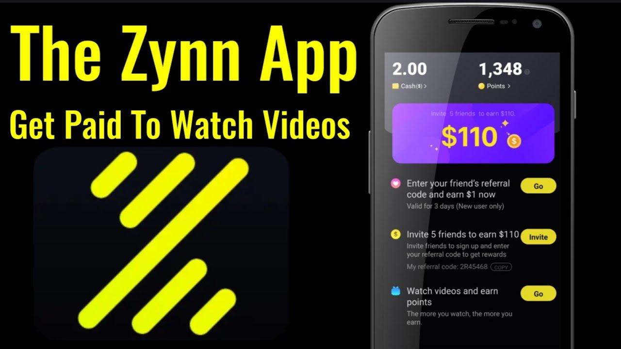 Zynn đang đánh trực diện Tiktok bằng việc trả tiền cho người xem video - 09873.09873