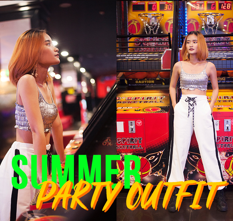 summer party outfit len do gi cho party xap xinh he nay