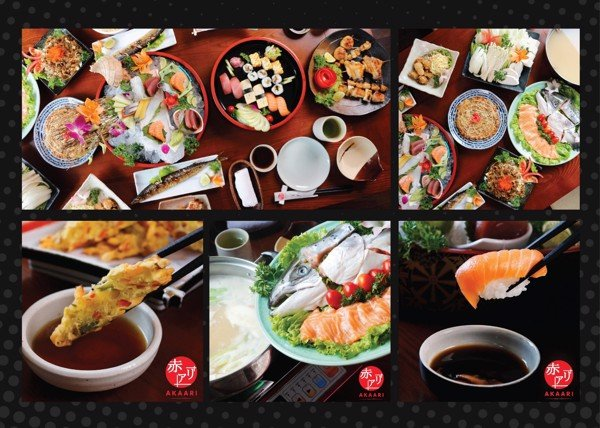 DISCOUNT 50% FOR COMBO OMAKASE AT AKAARI NO.5 VAN MIEU