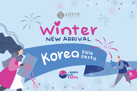 WINRER NEW ARRIVAL - KOREA SALE FESTA