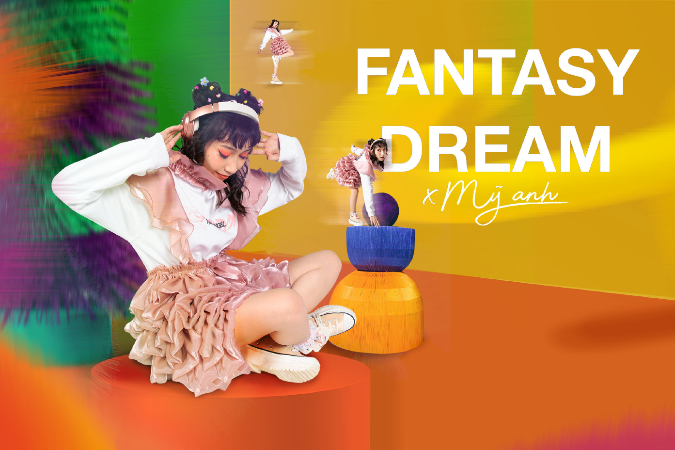 Fantasy Dream: Lotte Department Store x Mỹ Anh