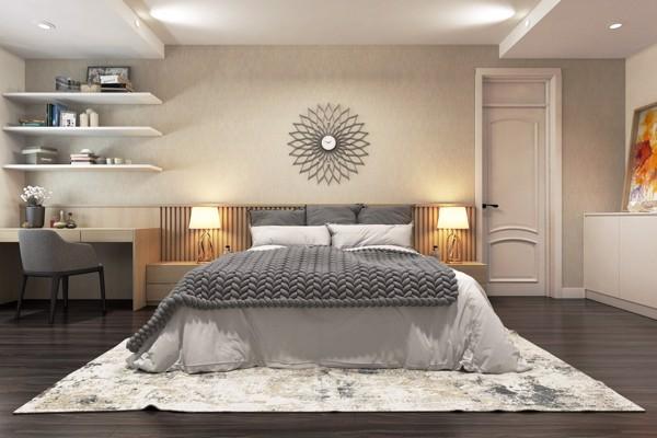 Phong cách thiết kế nội thất hiện đại 1
