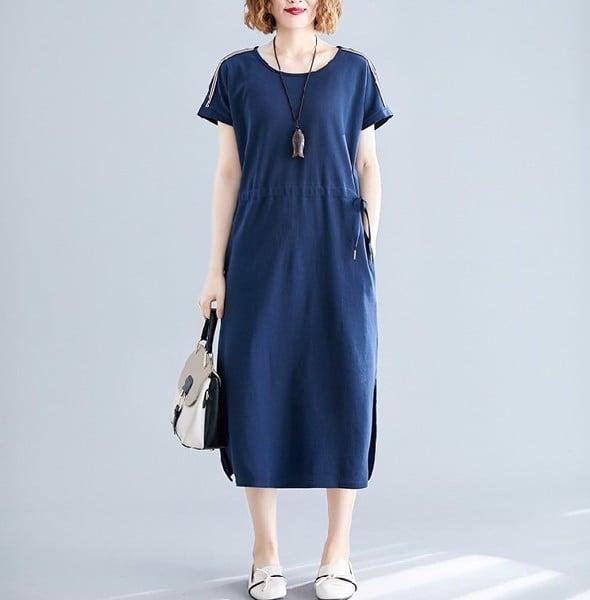 Không béo nhưng vẫn thích mặc váy big size thì sao?