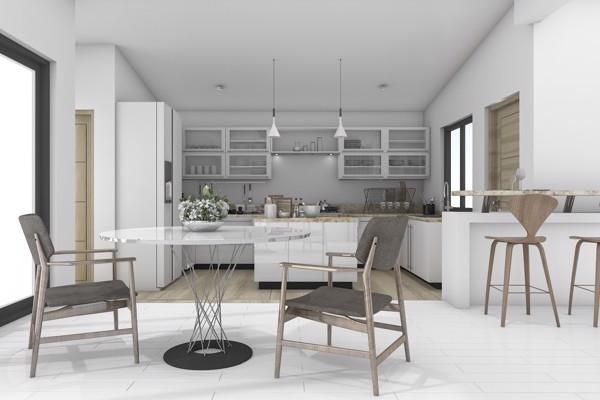 8 lưu ý khi thiết kế nội thất phòng bếp - 02