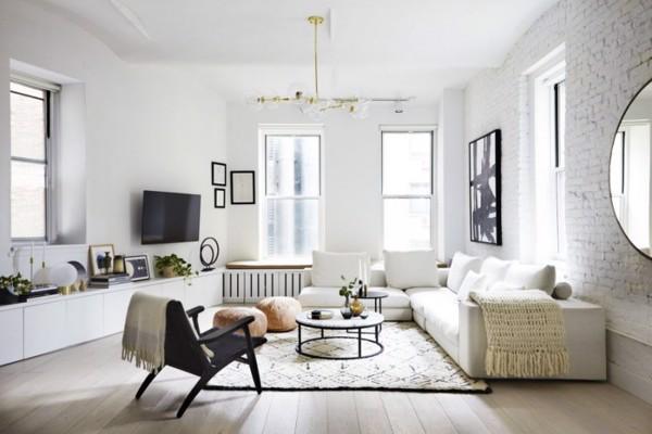Xu hướng thiết kế nội thất phòng khách năm 2020 05