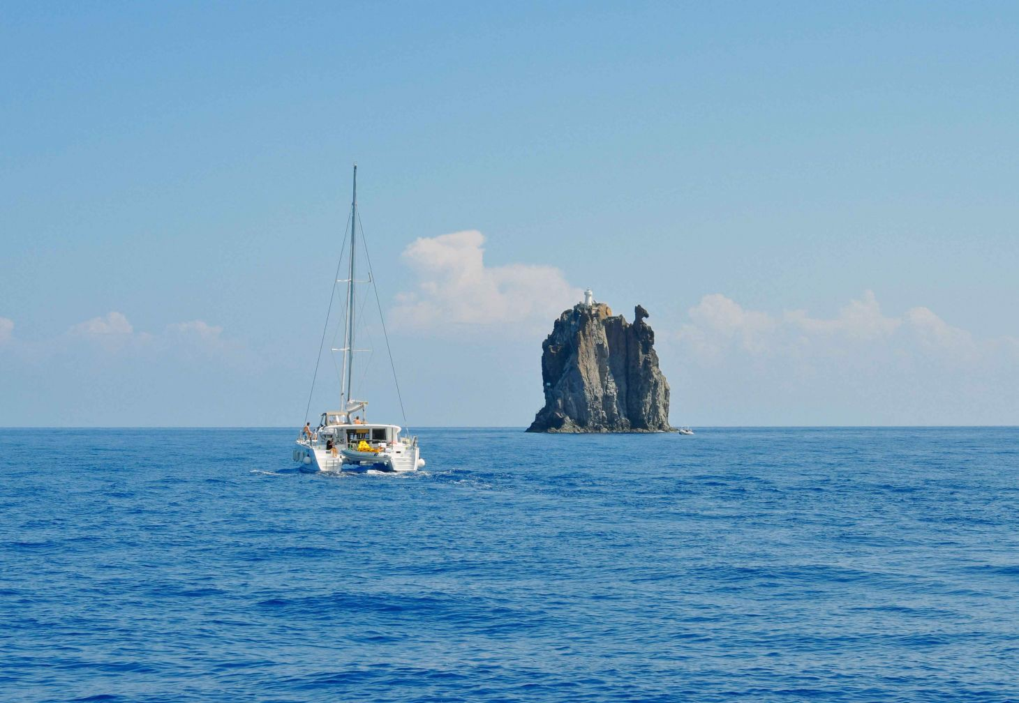 Not IN BED: Sicily's Aeolian Islands