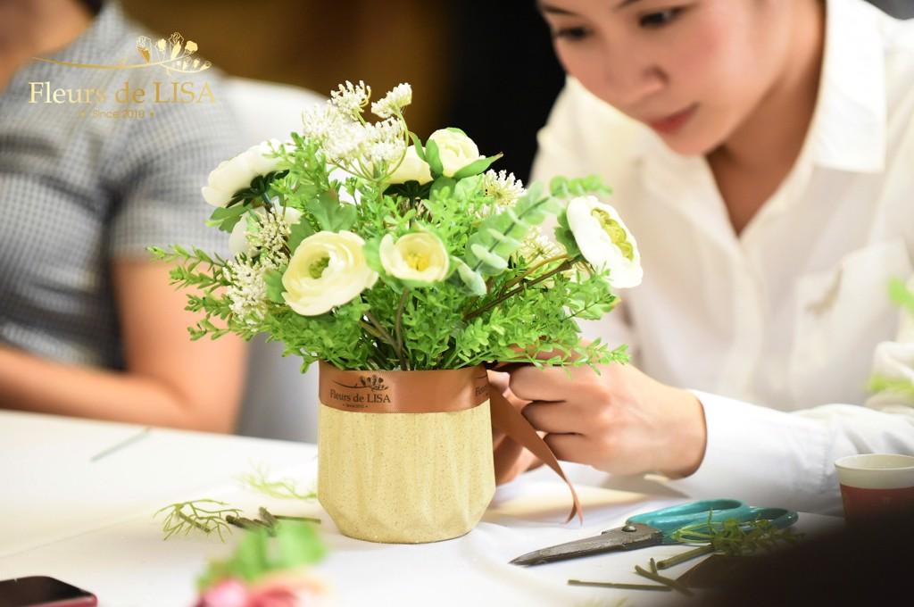 nhượng quyền cửa hàng hoa