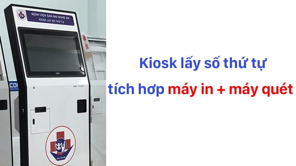 kiosk lay so thu tu thong minh