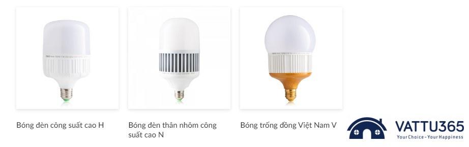 Bóng đèn LED trụ Okas công suất cao