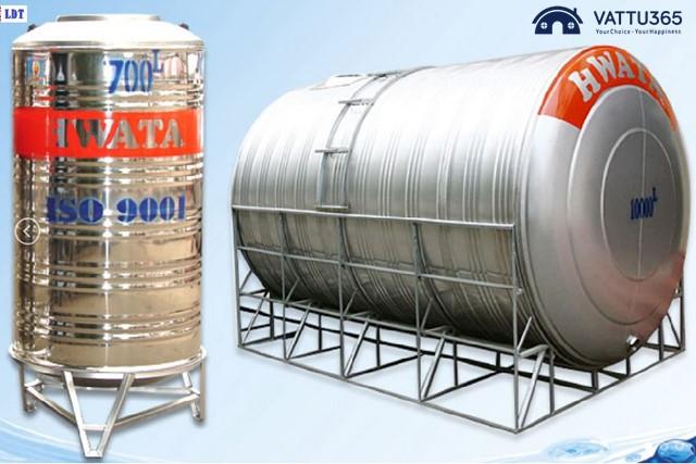 Hãng Hwata sản xuất bồn nước Inox