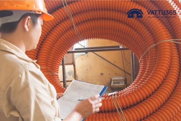 Trong quá trình thi công công trình, không thể thiếu đi các loại ống nhựa phổ biến