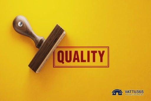 Chất lượng quạt trần Panasonic là yếu tố được ưu tiên hàng đầu khi chọn mua sản phẩm