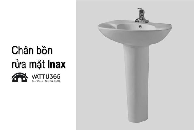 Chân chậu treo tường Inax