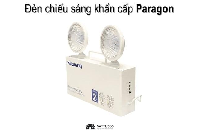 Đèn Emergency mang thương hiệu Paragon