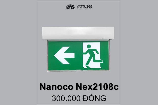 Đèn thoát hiểm Nanoco có tốt không?