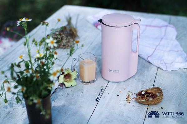 Review máy nấu sữa đa năng SnapBee