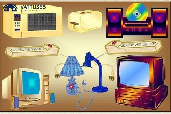 Cần xác định vị trí các thiết bị điện trong nhà