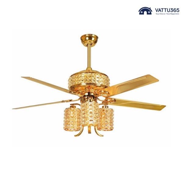 Quạt trần đèn chùm panasonic tích hợp chức năng làm mát và phát sáng