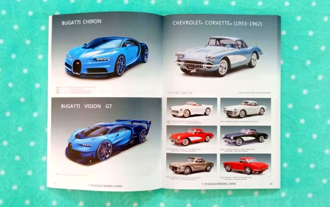 #BÁN : Catalog AutoArt Edition 14