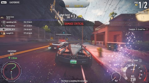 NFS Rival 2013 : Single Player 05-07-2018