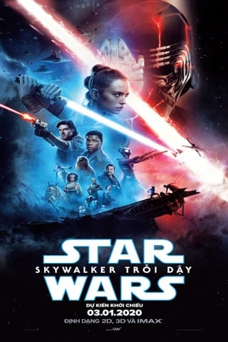 [Review] Star Wars: Sự trỗi dậy của Skywalker - Star Wars: The rise of Skywalker