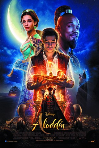 [REVIEW] Aladdin (2019)
