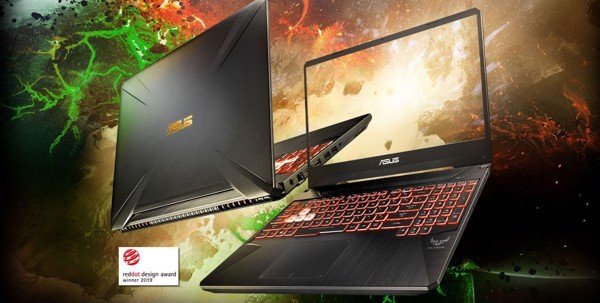 Laptop ASUS TUF Gaming FA506IH-AL018T AL018T