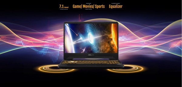 Laptop ASUS TUF Gaming FX505GD-BQ012T