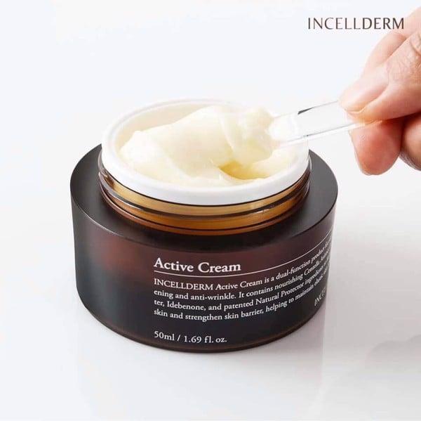 Kem dưỡng Incellderm Active Cream: