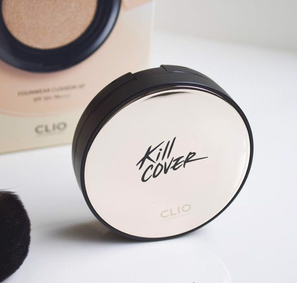 Phấn Nước Clio Kill Cover Founwear Cushion XP Primer