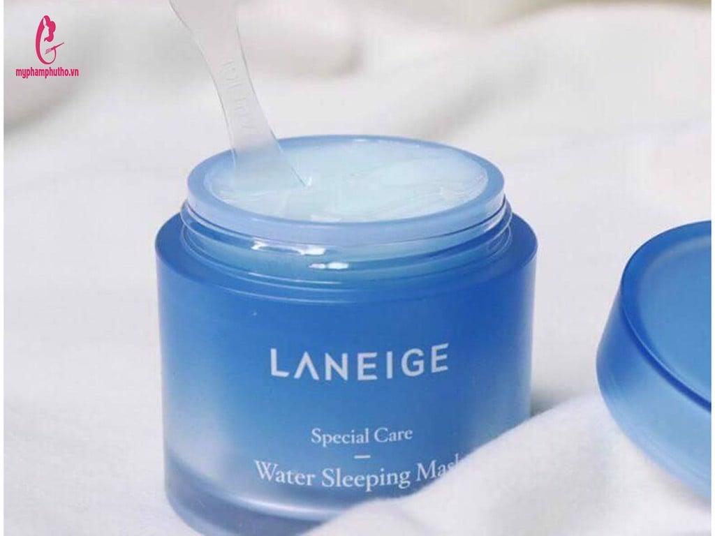 công dụng Mặt Nạ Ngủ Dưỡng Ẩm Laneige Water Sleeping Mask